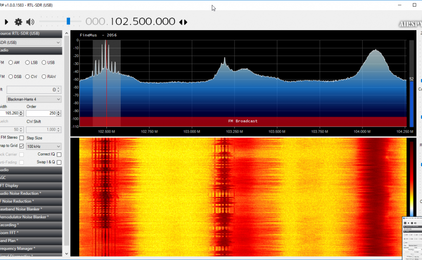 Setting up RTL-SDR in 2017