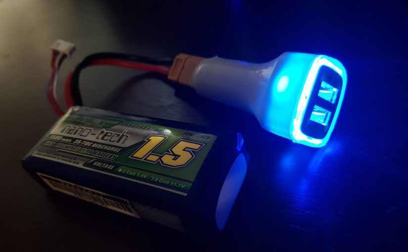 Lipo to USB thing